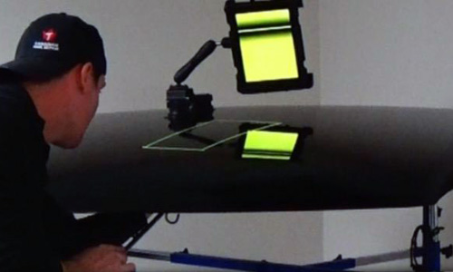 Collision Magicians launches Dent Light app