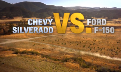 Chevy says Ford F-150 takes longer to repair than Silverado