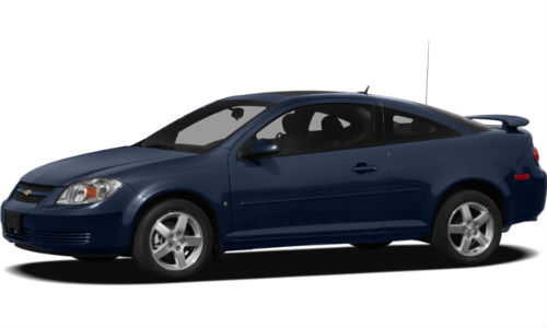 Most of the vehicles covered under GM's latest recall are 2010 Chevrolet Cobalts.