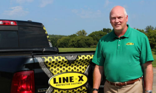 Dennis Weese has been named President of LINE-X, following the retirement of former President Kevin Heronimus.