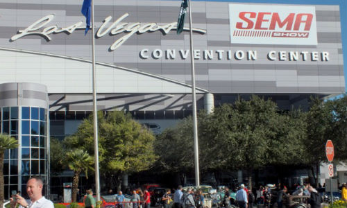 SEMA 2015 will take place as the Las Vegas Convention Center.