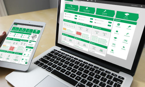 CarVue has launched what it says is the world's first free automotive facility management system.