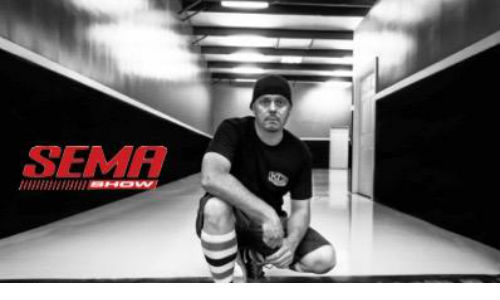 KC Mathieu will be one of a number of celebrities making special appearances at 3M's locations during the 2015 SEMA Show.