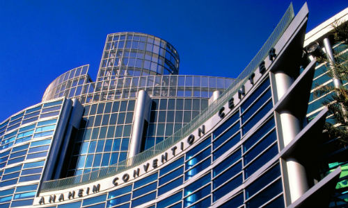 The Anaheim Convention Centre will host NACE 2016.