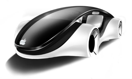 2015 may be remembered as the year the auto industry got together with Silicon Valley. Projects like the Apple Titan grabbed a lot of headlines. Note that this is an artist's conception of what such a vehicle could look like, not an official concept from Apple.