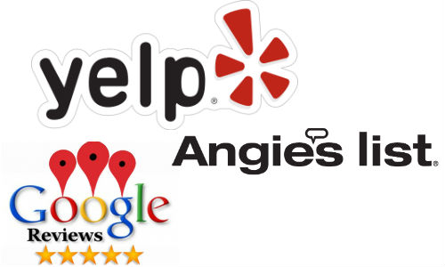 Review sites like Yelp! and Google Reviews are one of the first places a consumer turns too when researching a product or service, according to Frank Terlep of eMarketing Sherpas.
