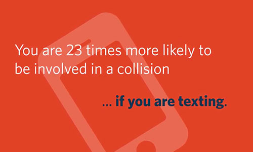 A large number of Canada's auto dealers have come together to launch the 2016 Auto Dealers Against Distracted Driving Campaign.