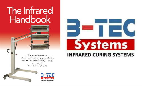 'The Infrared Handbook' is now available from B-Tech Systems.