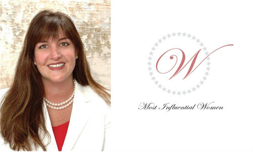 Michelle Sullivan of FinishMaster is the 2016 recipient of the Most Influent Women award.