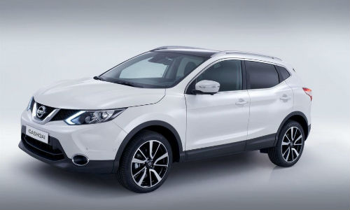 The Nissan Qashqai is a crossover SUV available in Europe. Nissan has announced that the 2017 version of the vehicle will be available with Piloted Drive, Nissan's autonomous vehicle technology.