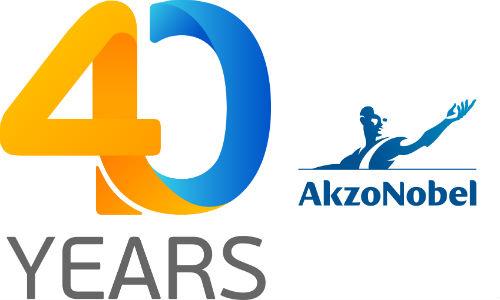 AkzoNobel's Acoat Selected program celebrates its 40th anniversary this year.