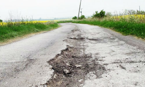 CAA is searching for the worst roads in various regions across Canada.