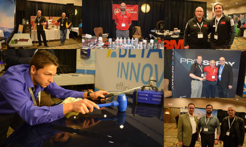 A few of the photos from the PBE Distributors Spring Trade Show. Check out the gallery below for more!