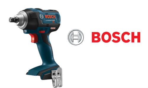 The new IWMH182 18V EC Brushless 1/2 In. Impact Wrench from Bosch.