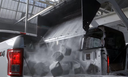 Chevy is bringing back the steel vs. aluminum debate with a video that showcases the effects of heavy impact on truck beds made from the two materials.