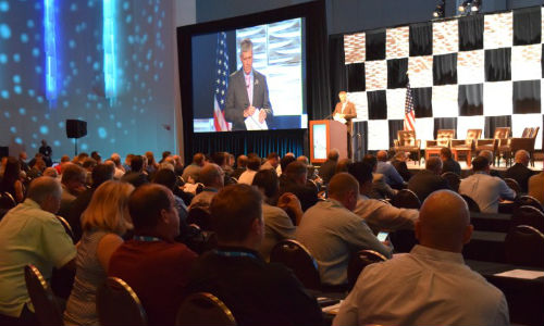 The Technology & Telematics Forum (TTF) in 2015. This year's event offers an in-depth look at future technologies.