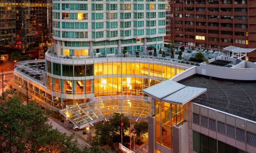 The Vancouver Marriott Pinnacle Downtown will host the final CCIF meeting of 2016.