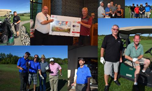 A few photos from the PBE Distributors Charity Golf Classic! Check out the gallery below for more!