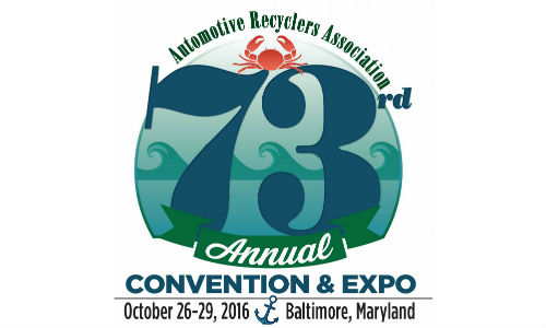 The Automotive Recycler's Association 73rd Annual Convention and Exposition will feature a Technology Forum for the first time.