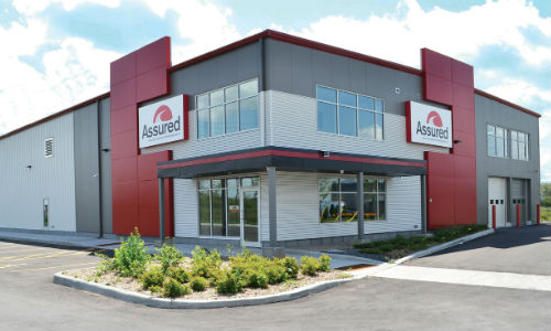 Assured Automotive Orleans South is the latest facility to open as part of the Assured Automotive chain. The collision centre is located in Ottawa, Ontario.