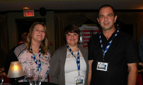 Fix Auto franchisees from Alberta. The regional meetings serve as a way for franchisees to reconnect with each other and with Fix Auto management.