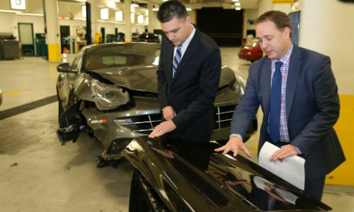 Repairs to high-end luxury vehicles average approximately six times the cost of similar repairs made to mass-market vehicles, leading the province to conclude that the average motorist is effectively subsidizing repairs to these cars.