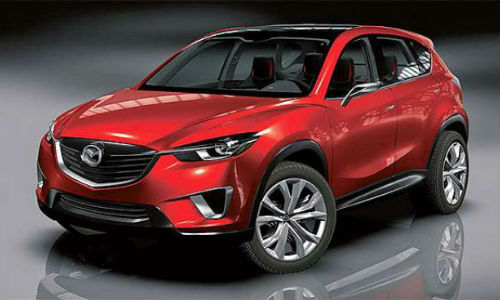 Mazda's 2017 CX-5 will add ultra-high-strength steel to the A- and B-pillars and side sills.
