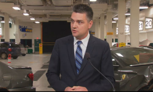 Todd Stone, BC's Minister of Transportation and Infrastructure, has announced a third-party review of ICBC's operations and rates.