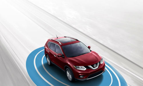 One of the new I-CAR courses deals specifically with Nissan's Safety Shield technologies.