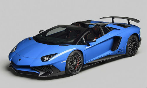 A Lamborghini Aventador. Only two facilities in Canada have received OEM approval to repair Lamborghini's vehicles: CSN-427 Auto Collision in Ontario and CSN-OpenRoad Richmond Auto Body in British Columbia.