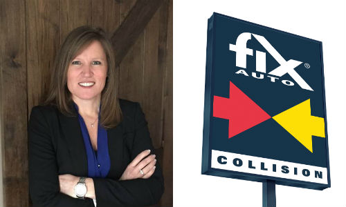 Laura Pennings first joined Fix Auto in February 2013.