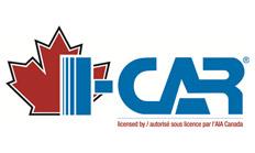I-CAR Canada logo