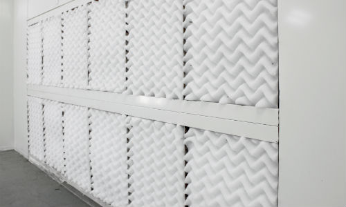 GFS Wave filters. According to the company, the Wave filters meet or exceed OEM filtration specifications.
