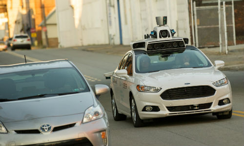 An Uber internal performance report leaked to a news organization found that the company's self-driving cars were only able to travel an average of 0.67 miles before a human had to take back control of the car.