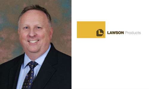 Matt Brown's previous position with Lawson Products was as VP, Field Sales.