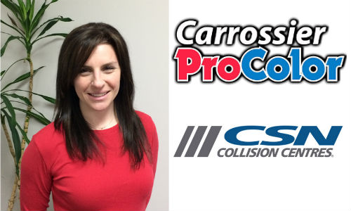 Karine Finnegan has joined Carrossier ProColor in the newly created position of Communications and Customer Service Coordinator.