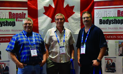 Collision Repair magazine is proud and honoured to once again serve as Canadian Corner at NACE!