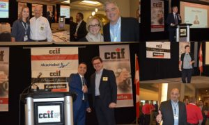 A few photos from CCIF Fredericton! Make sure to check out the gallery below for more!