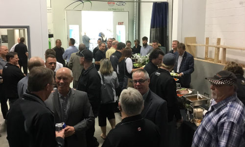 Color Compass recently hosted members of industry at its renovated Calgary location. Check out the gallery below for more photos!