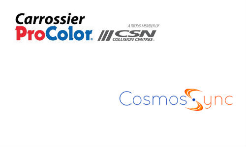 Carrossier ProColor has recently deployed the communication application CosmosSync throughout the network.