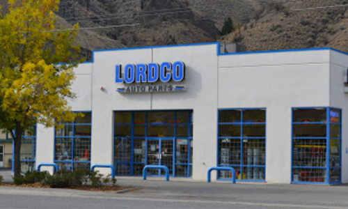 One of Lordco Parts' facilities in Cache Creek, British Columbia. Lordco has put forth a $25,000 contribution to the Canadian Red Cross and another $10,000 to the Emergency Operations Centre.