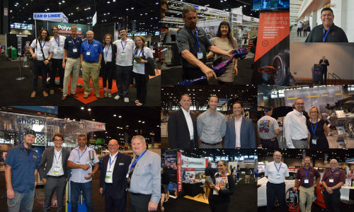 A few photos from NACE Automechanika 2017! Make sure to check out the gallery below for more!