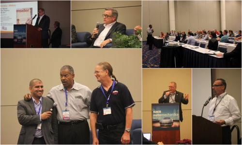 A selection of photos from the Business Outlook Conference on the first day of NACE Automechanika 2017. Watch for more reports and photos throughout the event!