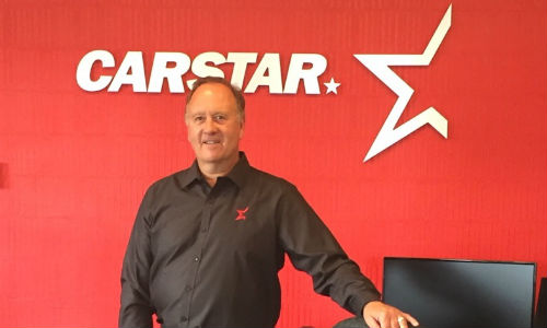 Gary Boucher, owner of CARSTAR Collingwood. Boucher and his team have served the community of Collingwood, Ontario, for over 40 years.