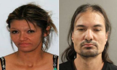 Police are seeking information regarding the whereabouts of Arlene Janice Lagimodiere and Jeremy Gordon Whincup in connection with a chop shop uncovered in Elk Point, Alberta.