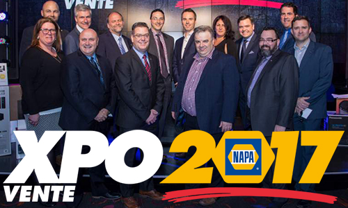 NAPA held its annual XPO Sale at the Palais des Congrès in Montreal for the second consecutive year on September 12 and 13.