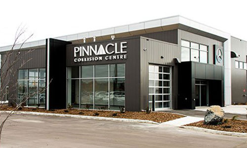 Manitoba's first Mercedes-Benz collision centre ...