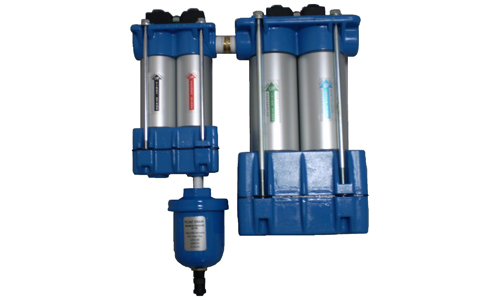 According to Walmec North America, the .01 Micron SuperStar Filter has a .01 micron rating, with flow ranges of 50 SCFM, 75 SCFM, or 100 SCFM, and can handle pressure ratings of up to 250 PSI.