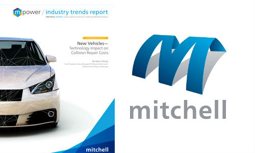 Mitchell International has released its latest report.