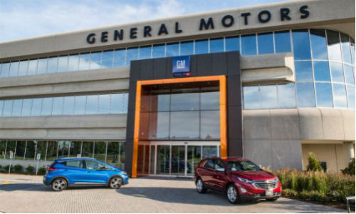GM Canada's CTC Markham, the country's largest automotive software centre, opened on Friday